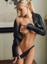 Edda, top Russian escort in Paris