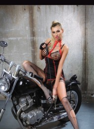 Gerana, top Russian escort in Paris