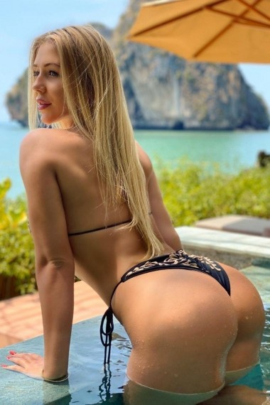 Nana, Russian escort who offers 8 in Florence (Florencia)